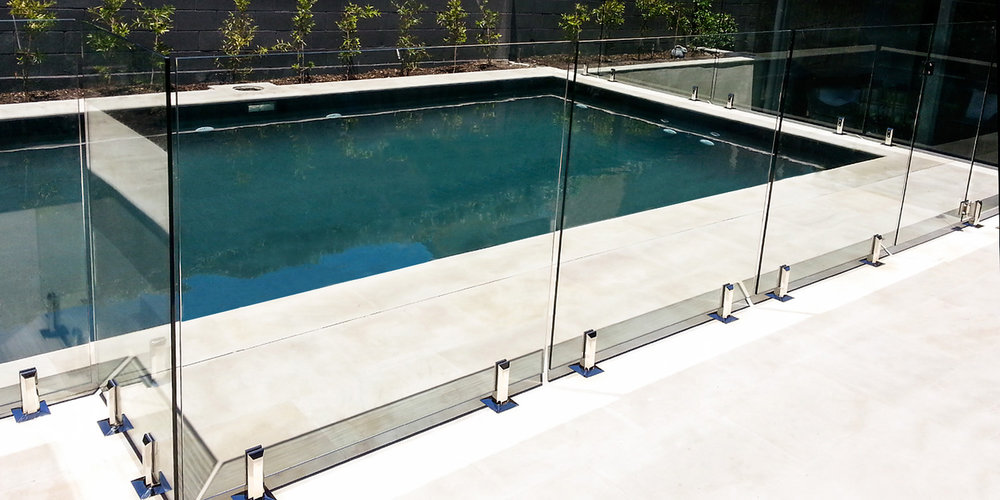 Glass Pool Fencing Balustrade The Fabrication Company