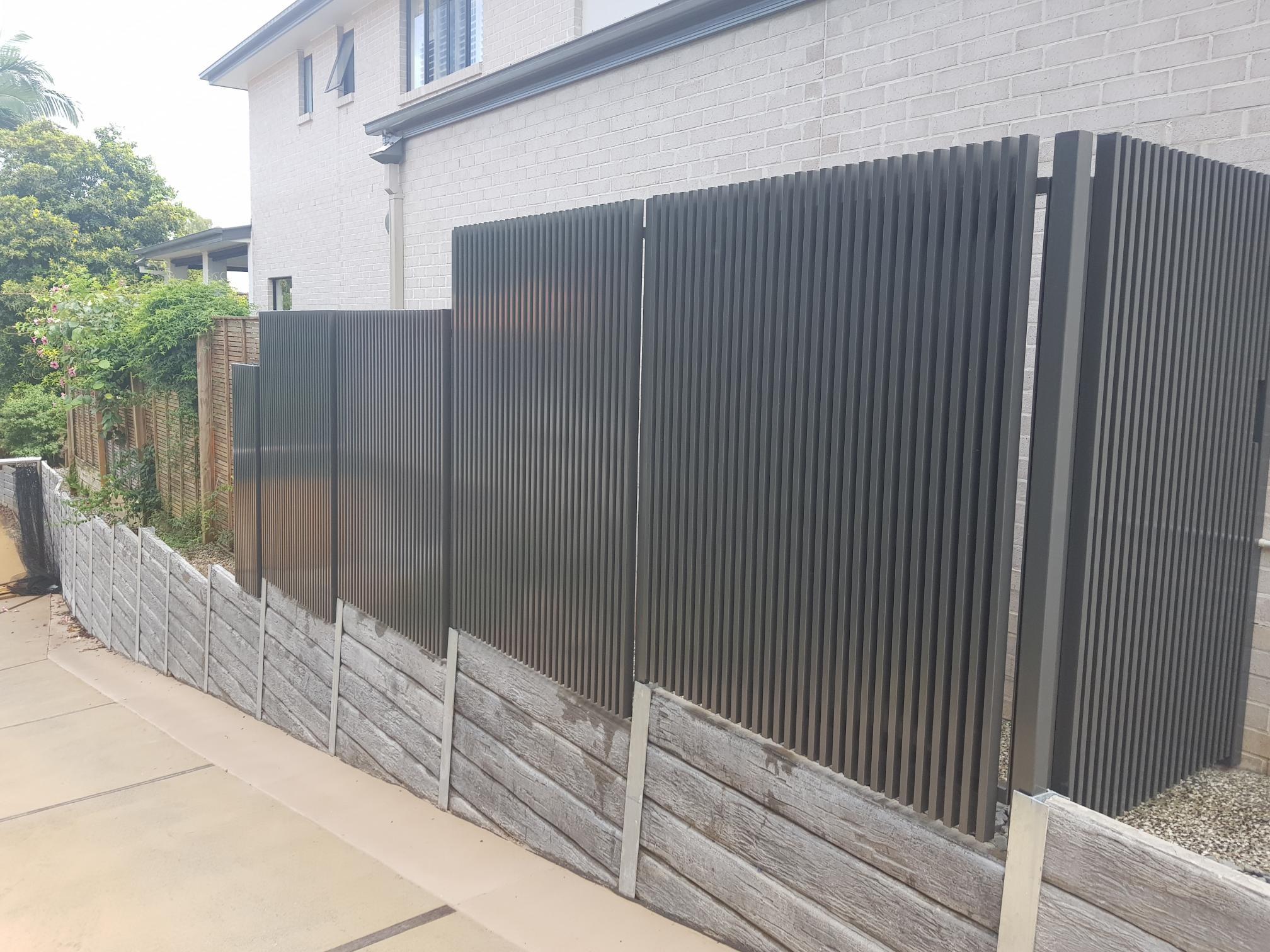 Aluminium Fencing 9 - www.thefabcompany.com.au